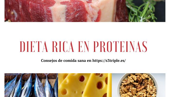 ¿Son las dietas altas en proteinas la clave para mantener un peso saludable ?