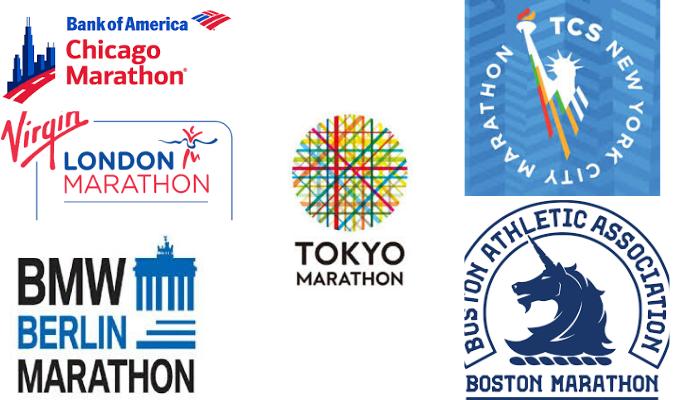 ¿Cómo participar en los 6 maratones 'top' del mundo?